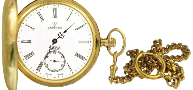 Why Buy a Gold Pocket Watch