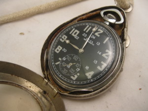 military pocket watch for sale