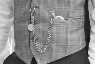 A Pocket Watch is a Stylish and Classy Alternative to the Wristwatch