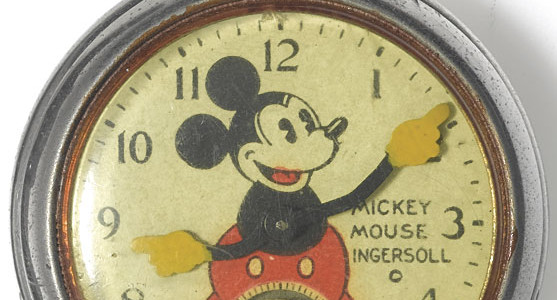 What is a Disney Pocket Watch?